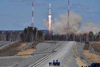 Po potížích odstartovala do vesmíru další ruská raketa: Putin chce potrestat odpovědné lidi