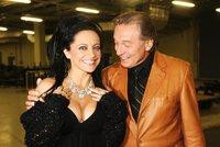 Prasklo na Gotta: Bílou zahrnul diamanty, zlatem a luxusem! Co ho to popadlo?