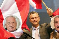 Klaus odmítl smutek Schwarzenberga: Lidé v Evropě se začínají bouřit