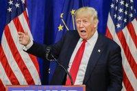 Trump tvrdě: Když se ruský trouba moc přiblíží, je třeba střílet