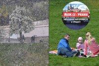 Aprílovému počasí odzvonilo: O víkendu bude v metropoli až 23 stupňů