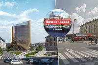 """Ulici mezi """"Masaryčkou"""" a Florencí nepoznáte: Přetvoří ji projekt proslulé architektky Zahy Hadid"""