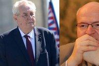 """Zeman kvůli Číně """"vypeskoval"""" Hermana. S ministrem chce o Tibetu mluvit na Hradě"""