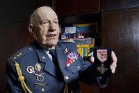 Zemřel válečný veterán Jaroslav Hofrichter. Sloužil jako střelec u RAF