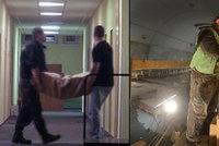Policie zasahuje u majitele hokejové Sparty. Může za to tunel Blanka?