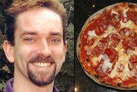 Pizza mu zachránila život: Muž prodělal mrtvici, objevila ho kurýrka