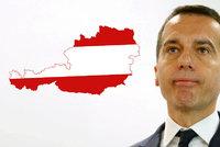 Rakousko bude mít nového kancléře: Stane se jím šéf tamních drah Kern