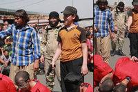 Vysmáté bestie! Teenageři se chtěli stát popravčími ISIS, vězně postříleli s úsměvem