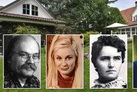 Prokletá vila Karla Svobody (†68) je na prodej: Už si vyžádala 9 obětí!