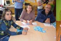 Iráčtí uprchlíci se učí česky: ISIS mi vyvraždil půl rodiny
