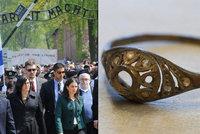 Koukal by i Pohlreich. Hrníček z Osvětimi skrýval řetízek a prsten