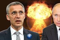 """""""Jaderná válka s Ruskem tu může být do roka."""" Ostré varování britského generála"""