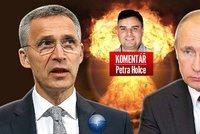 Komentář: Rusofilům se možná vyplní sen, že Rusko znovu obsadí východní Evropu