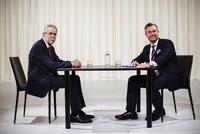 Rakušané volí prezidenta. Favorit Hofer chce kvůli uprchlíkům zavřít hranice