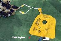 Pád egyptského airbusu: Vyšetřovatelé opravili jednu z černých skříněk letadla