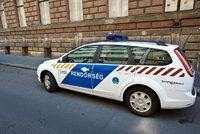Tragédie v Maďarsku: Matka s malou dcerkou v náručí vyskočila z 16. patra