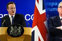 Varování Evropy Britům: Když jednou odejdete z EU, nikdo vás zpátky vítat nebude
