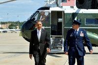"""Obama jako prezident války? """"Trumfnul"""" v konfliktech dokonce i Bushe"""