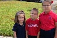 Dívka (†5) se zastřelila otcovou zbraní: Před zraky dvou sourozenců