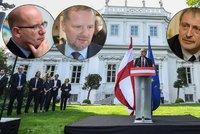 Populismus prohrál, i Zeman může padnout: Čeští politici chválí rakouskou volbu
