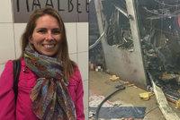 Tři minuty jí zachránily život: Alexandra unikla smrti v bruselském metru