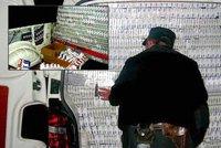 Skandál ukrajinských diplomatů na Slovensku: Pašovali tisíce krabiček cigaret