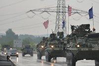 Českem projede konvoj USA. Kudy? Šlechtová: Plníme závazky spojencům