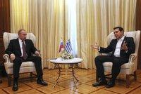 Tsipras s Putinem si notovali. Řecko bude aktivně obchodovat s Ruskem