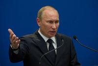 Máme vás na mušce, hrozí Putin Polsku a pochvaluje si ruské rakety