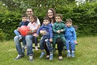 Rodina paterčat zveřejnila, za co utrácí darované peníze: Většina peněz šla na Tonyho