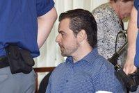 ONLINE Petr Kramný definitivně prohrál: Soud mu potvrdil 28 let