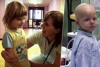 Hyneček (1,5) z Nemocnice Motol bojoval s akutní leukemií: Život dostal od ségry (4)!