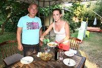 O 42 let mladší přítelkyně Ivana Vyskočila měla na kahánku: Herec ji odmítl odvézt do nemocnice!