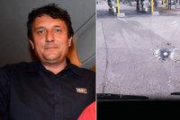 Řidič autobusu, na který ve Francii stříleli: Myslel jsem, že někdo uvnitř odpálil dělbuch