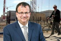 Mládek chce zrušit 16 let staré embargo na výstavbu íránské jaderné elektrárny