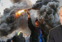 """Rusko by se bez sankcí """"roztahovalo"""" na Ukrajině víc, znělo Pražským summitem"""