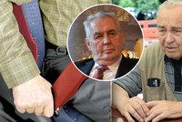 Muž, který dal Česku bezpečnostní pásy, vyzývá Hrad: Zemane, dej mi metál!