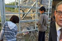 Apokalypsa Evropy? Pomoci mohou uprchlíci, říká Zaorálek a klaní se jim