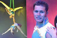 Pád akrobatů v Cirkusu Berousek: Byla to moje chyba, přiznala Andrea