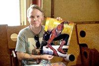 Cross se promění komiksový svět: Nechte se namalovat od známých výtvarníků, zvou organizátoři Crweconu