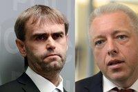 """""""Šlachta podlehl drbům,"""" řekl Chovanec o konci šéfa protimafiánského útvaru"""