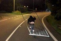 Zloděj ukradl v Karviné plot: Snažil se ho odvézt na kole