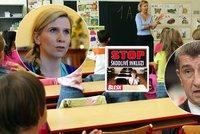 Valachová navrhla nové financování škol: Šance pro šmelináře, tvrdí odborníci…