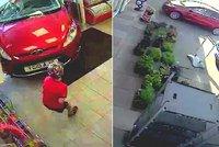 Opilý důchodce (79) najel autem do obchodu: Srazil šestiletého chlapce!