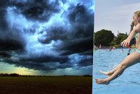 Teplotní skok o 10 stupňů: Ve čtvrtek přijdou tropy spolu s vydatným deštěm