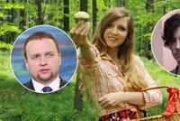 Neoprávněný vstup do lesů podraží, houbaři u Jurečky nepochodili