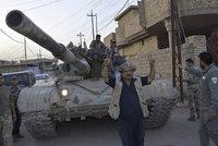 Irácká armáda hlásí obrovský úspěch: Dobyli Fallúdžu a vyhnali islamisty!