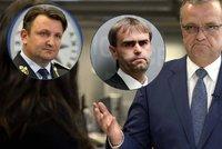 """Policejní vřava: Kalouskovi vadí hysterie, Jurečka to nechce nechat """"vyhnít"""""""