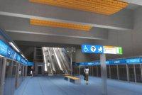 Pankrác a Olbrachtova jako první: Dopravní podnik vypsal zakázku na část linky metra D
