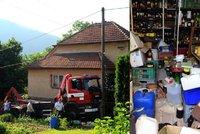 Sběratel na Brněnsku nashromáždil 8 tun radioaktivních chemikálií a výbušnin